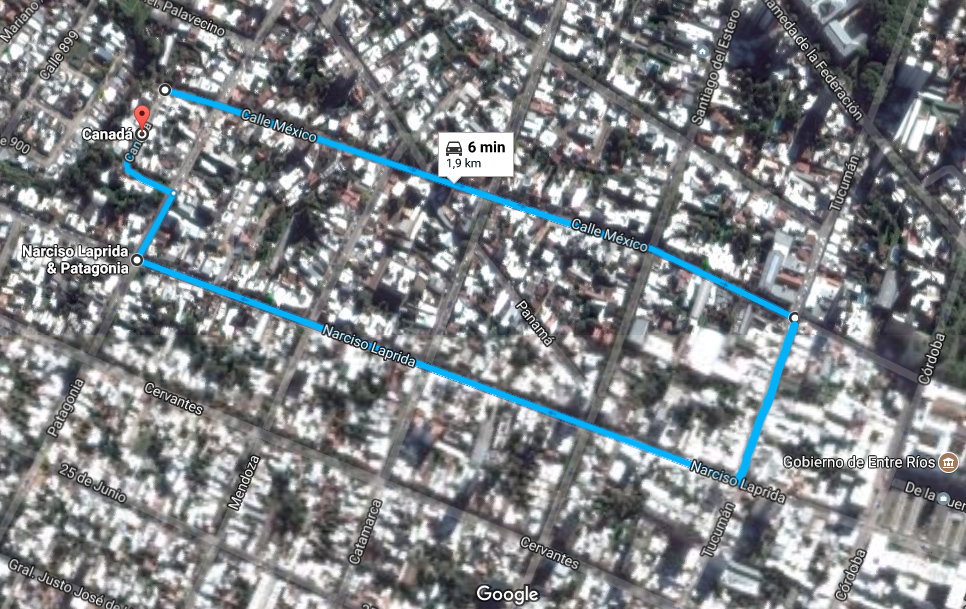 Mapa Obra Hidráulica - Tuboloc - Tuberías PEAD